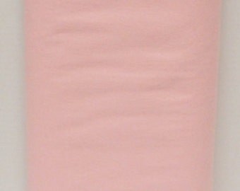 Pink 20% Merino Wool Felt Blend Fabric By the Yard from Woolhearts