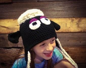 Baba Black Sheep Hat
