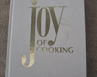 Joy of Cooking Cookbook by Irma Rombauer and Marion Rombauer Becker Vintage 1979
