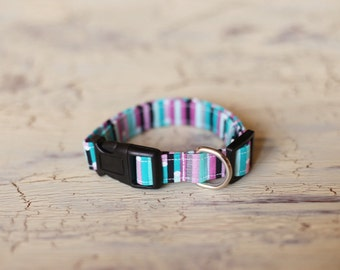 5/8 Inch Adjustable Dog Collar - Medium
