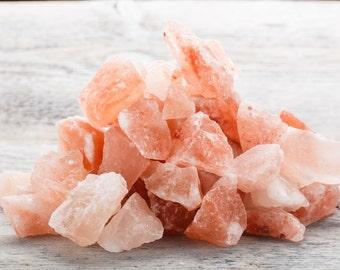 Pink Himalayan Salt Chunk 1/2 LB