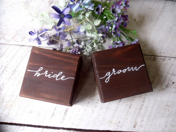 Ring Boxes Bride And Groom Ring Boxes Wedding Ring Box