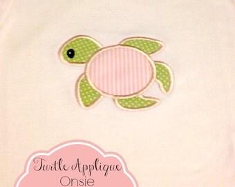 Baby Turtle Onsie