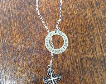 The Path Necklace