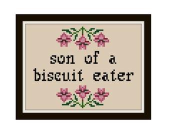 Funny Cross Stitch - PC Curse Word Cross Stitch Pattern - Modern Cross Stitch Pattern