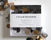 Tissue Paper Confetti  - Tuxedo