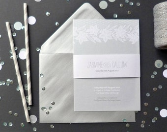 Wedding Invitation Suite - Amie Wedding Range