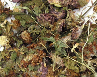 Red Clover Herb, Dried Whole Herb