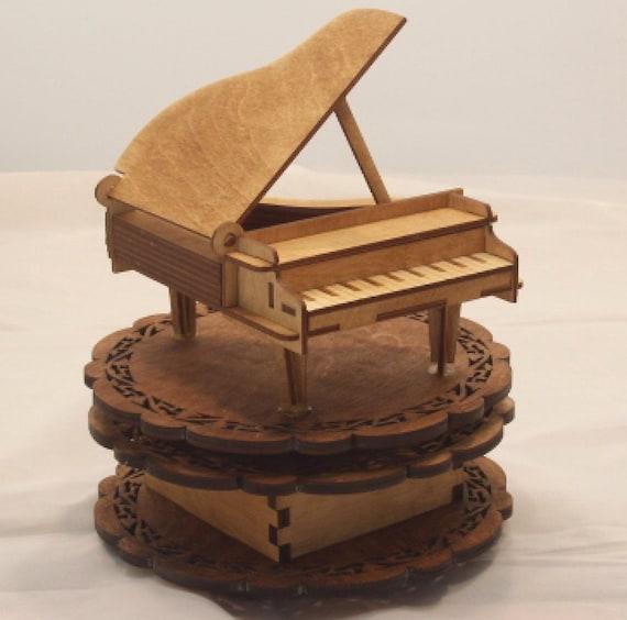 Piano Music Box