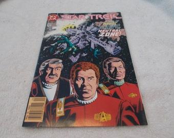 Vintage Comic Book -STAR TREK No 47-March 1993