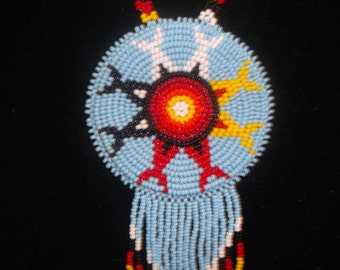 native american necklace, first nation necklace