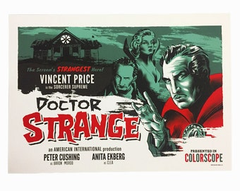 Dr. Strange starring Vincent Price