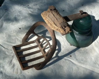 Vintage Stagecoach Step  /  Horse and Buggy Step