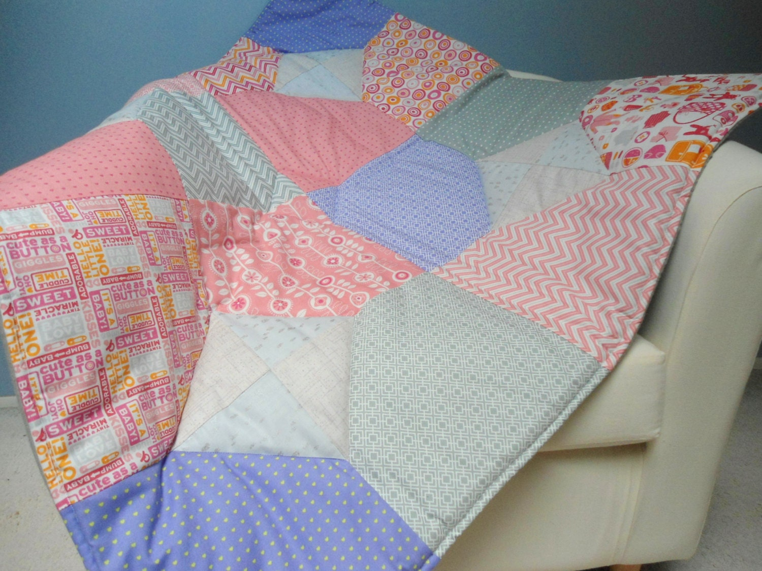 Baby floor blanket 28 images baby play mat padded for Floor quilt for babies