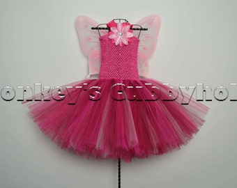 Rosetta Fairy Tutu Dress Set