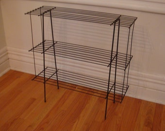 Mid Century Metal Stand