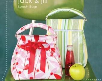 Jack & Jill Lunch Bag Pattern by Heather Bailey MP005jj