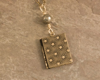 Dream Upon a Star Locket