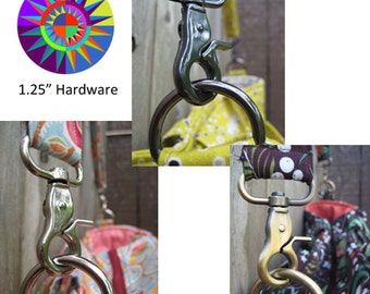 "1.25"" Hardware Set for Handbags and Purses"