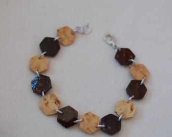 Handmade Beautiful  coconut shell bracelets