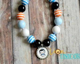 Peso Chunky Necklace - birthday - photo prop