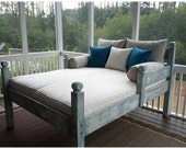 """The """"Dunes West"""" Porch Bed  (FREE SHIPPING)"""