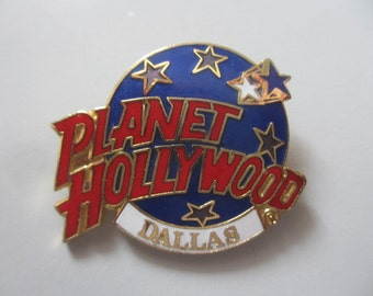 Planet Hollywood Dallas pin