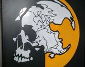 Militaires Sans Frontieres Vinyl Sitcker