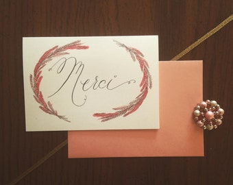 La Vie En Rose Inspired Card Set