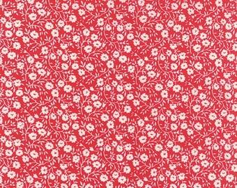 Moda Hello Darling Dainty Red (55117 21) - 1 yard