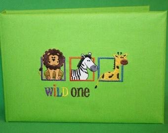 Wild One Brag Photo Album