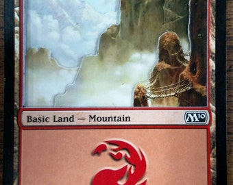 3D Magic the Gathering Mountain
