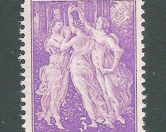 Vintage Unused US Postage Stamp 3c PAN-AMERICAN Union stamp of 1940.. Pack of 10