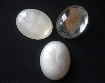 Pearl - Oval gem