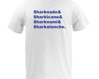 Sharknado Sharkicane - Red