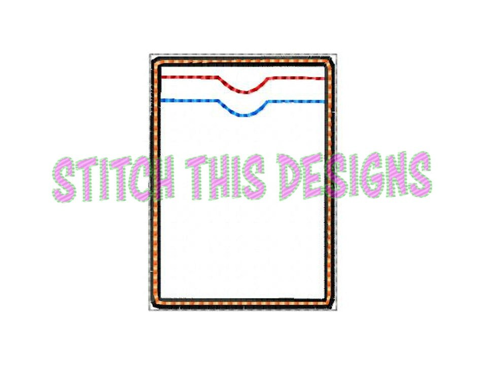 what format does embroidery machine use