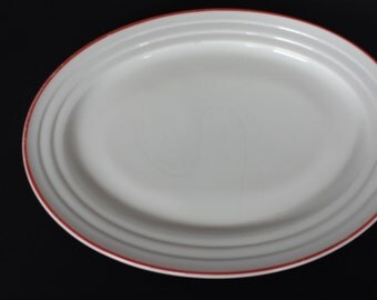 Hazel Atlas Moderntone Platonite Platter