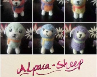 Custom Alpaca-Sheep