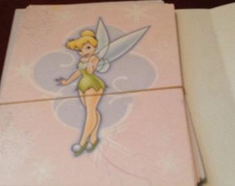 Tinkerbell Christmas cards by Disney