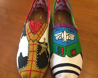 SALE: Buzz & Woody Toms