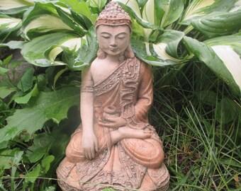 Tibetan Shakyamuni Buddha with medicine Vase Statue