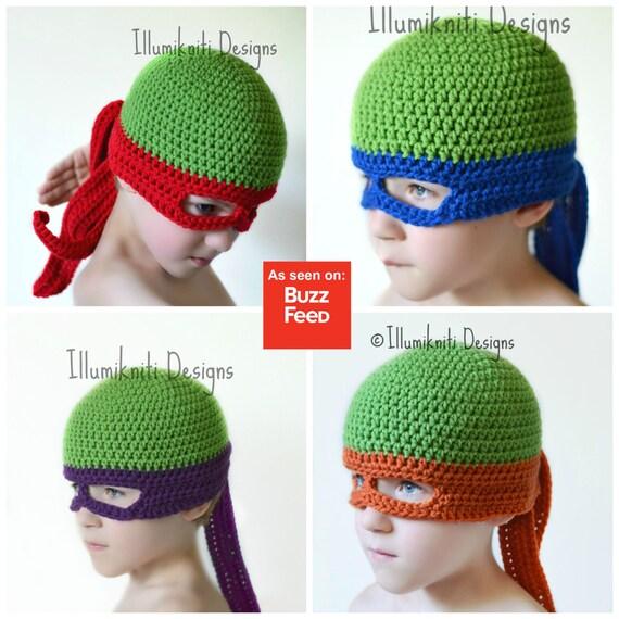 Mutant Ninja Turtle Hat