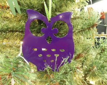 Owl Ornament (Free Shipping)