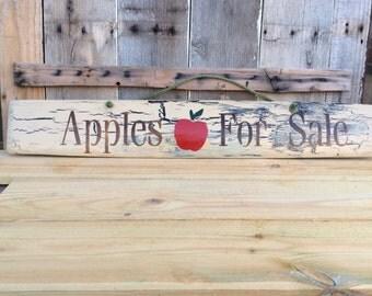 Apple barrell stave