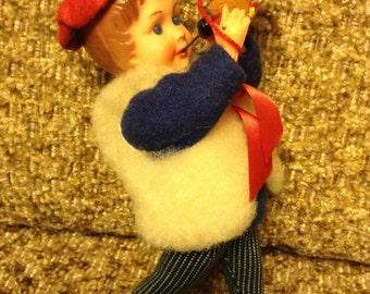 Doll vintage toy France