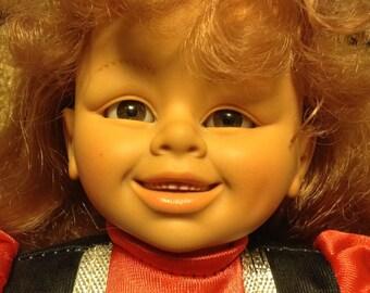 Doll vintage art.Marca. Spain