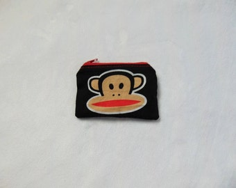 Mini Purse // Coin Purse // Change Purse // Zipper Purse // Child's Purse // Custom Made to Order