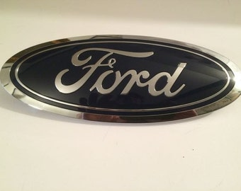 Ford Emblem Black and Pink Fits Ford F-150 / Ranger