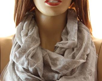 cute heart star print cotton scarf, scarves, cute scarf, cotton nurse scarves, accessories, fashion nurse shawl, nurse infinity scarf, wraps