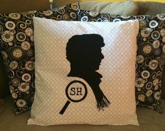 I Believe in Sherlock Holmes Pillow Kit
